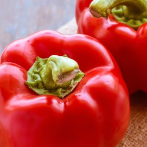Shaul Farms red peppers